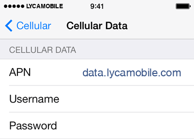 how to enable mms on iphone 5s iphone 5s lycamobile apn settings apn settings usa 6911