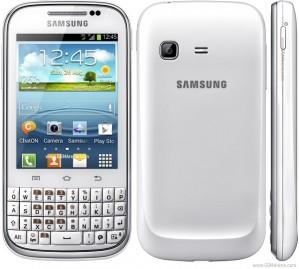 Samsung GT-B5330, Galaxy Chat