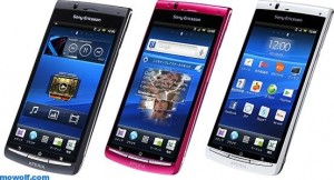 Sony Ericsson Xperia acro IS11S