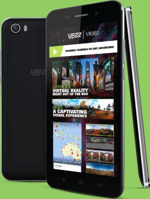 Yezz Andy 5.5M LTE VR