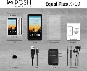 Posh Equal Plus X700