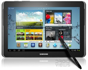 Galaxy Note 10.1 N8000 Tab