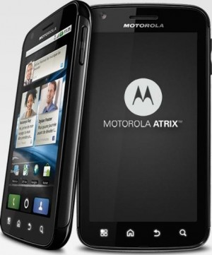 Atrix 4G, MB860