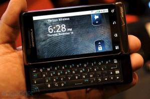 Motorola Droid 2, Milestone 2, Droid 2 Global