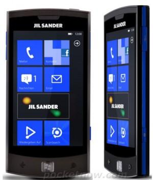 Optimus 7 (Jil Sander Mobile)