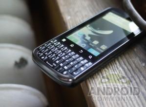 Motorola Droid Pro, Milestone Plus
