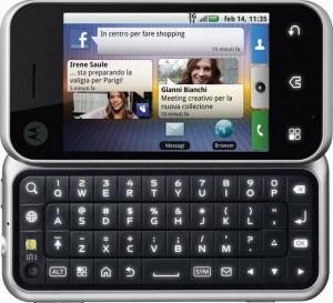 Backflip,Motorola MB300