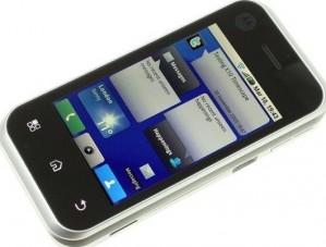 Motorola Backflip, Motorola ME600