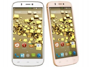 Micromax Canvas Gold (A300)