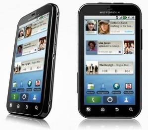 Motorola Motorola Defy