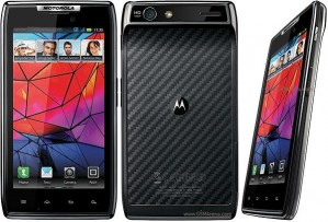 Motorola Droid RAZR (XT910)